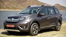 Honda BR-V 2016 E Petrol