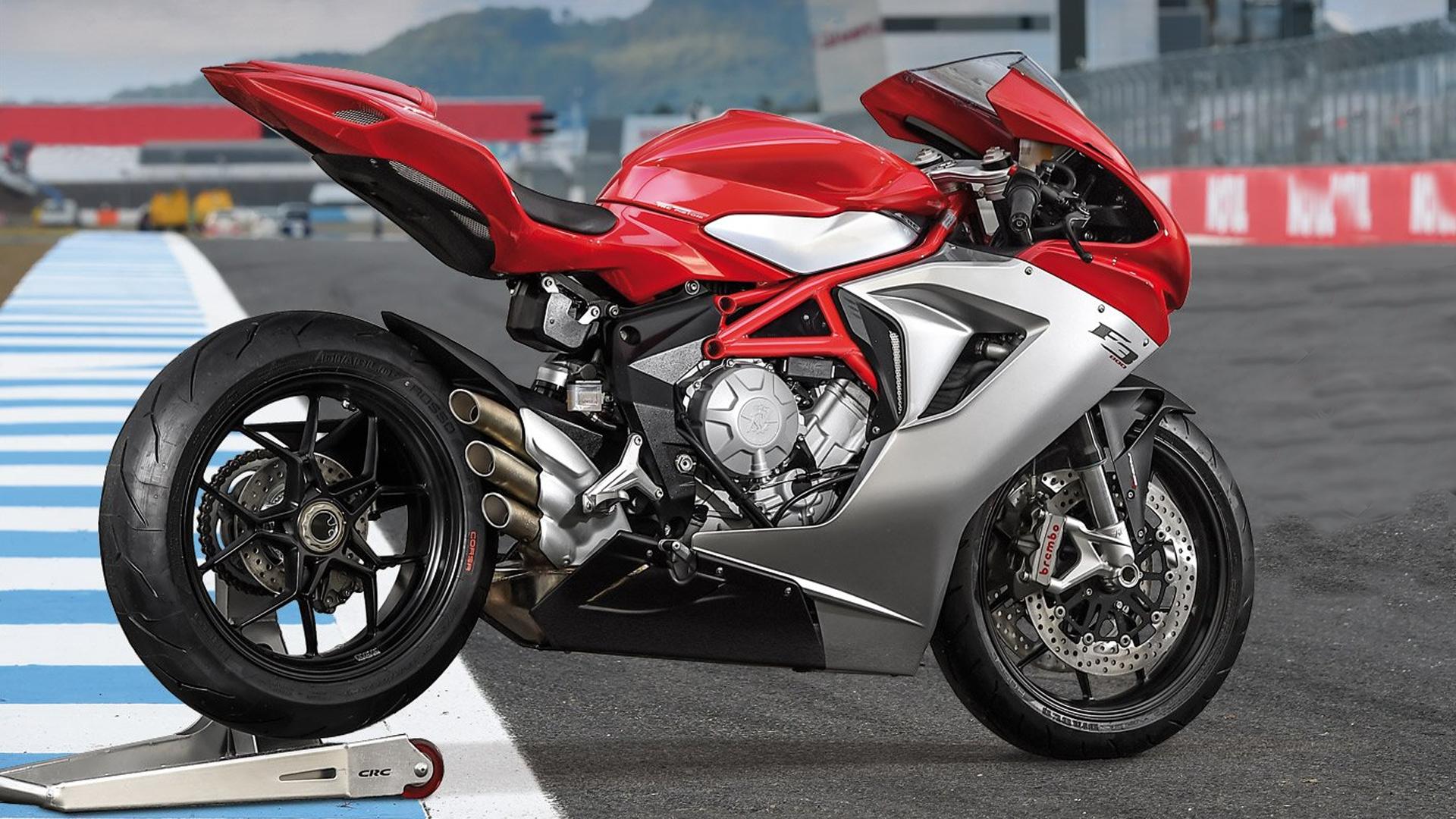 MV Agusta F3 2016 STD