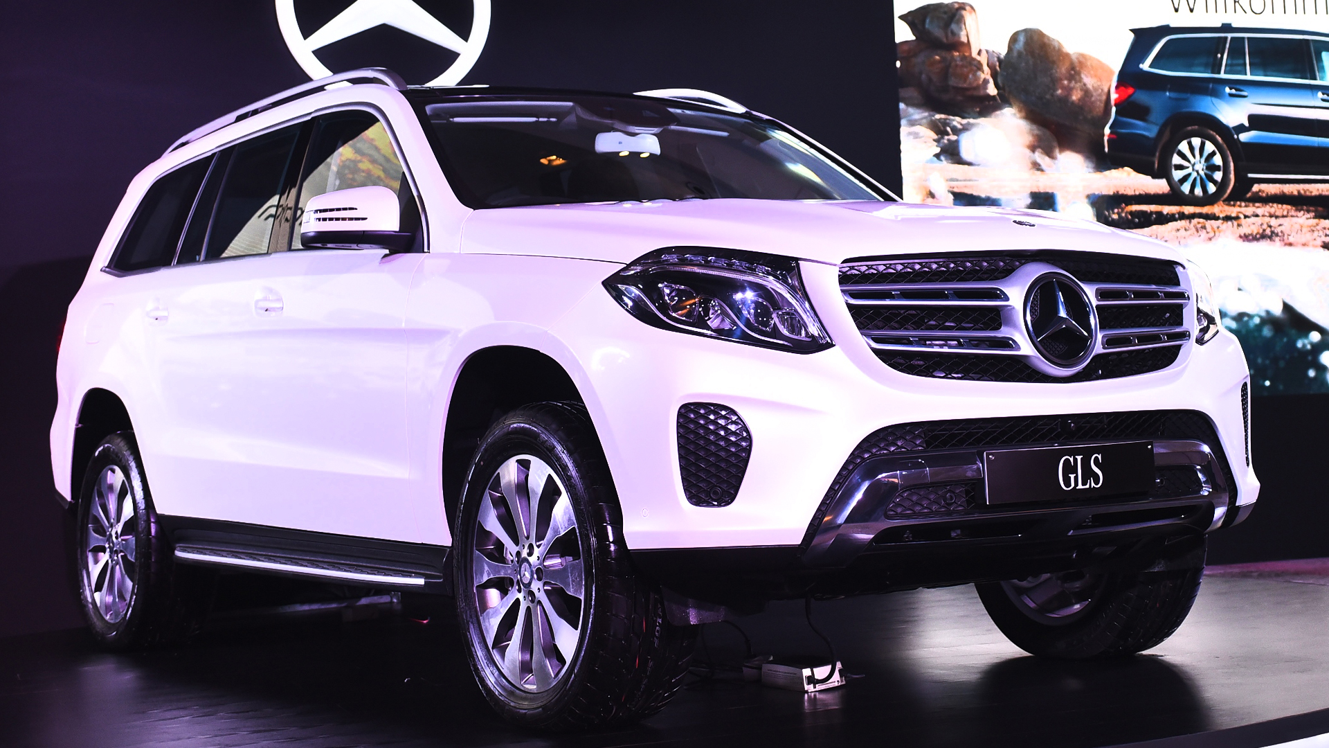 Mercedes Benz GLS 2016 350d Price Mileage Reviews Specification