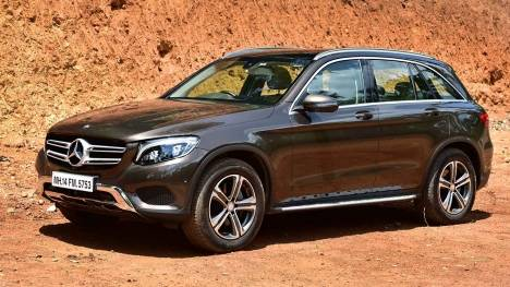 Mercedes-Benz GLC 2016 300 Edition 1 Exterior