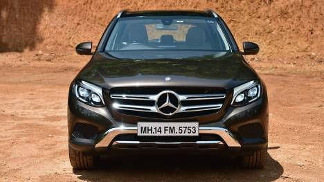 Mercedes-Benz GLC 2016 300 Edition 1 Comparo