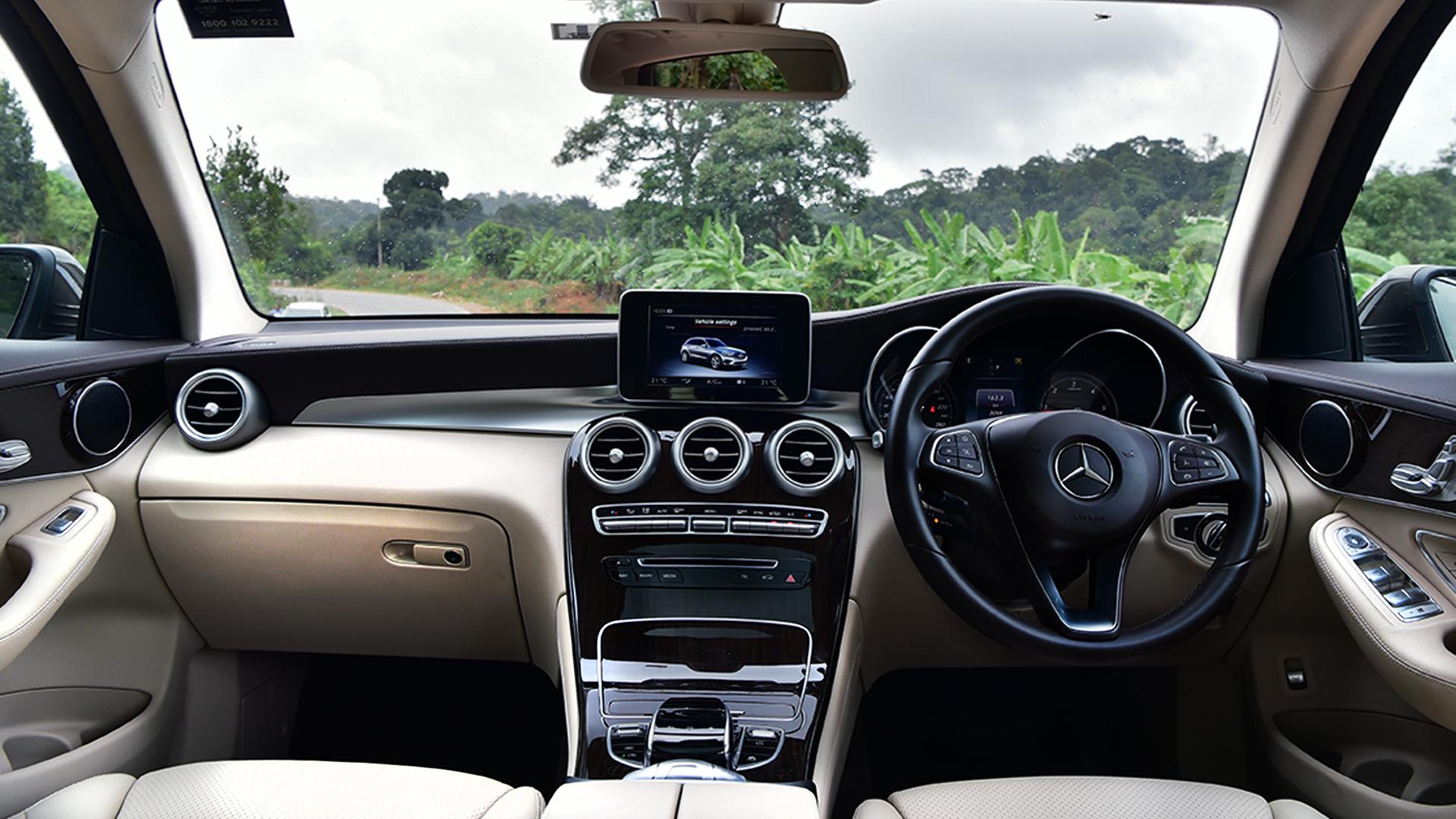 Mercedes-Benz GLC 2016 Edition 1 Compare