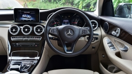 Mercedes-Benz GLC 2016 Edition 1 Interior