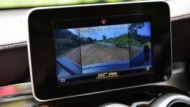 Mercedes-Benz GLC 2016 Edition 1 Interior