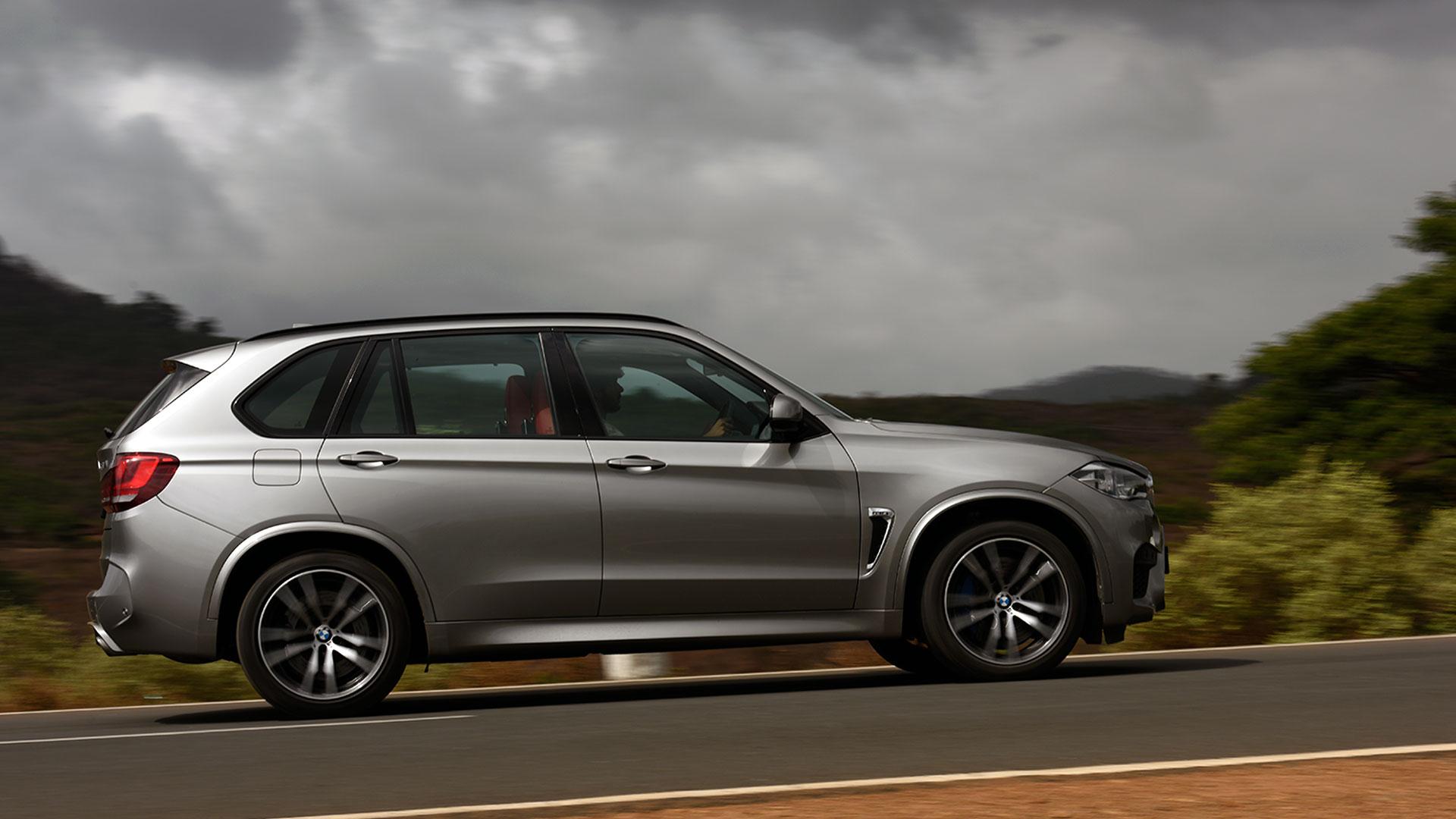 BMW X5 2015 M Exterior