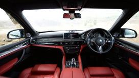 BMW X5 2015 M Interior