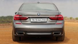 BMW 7 series 2016 730Ld M Sport Compare