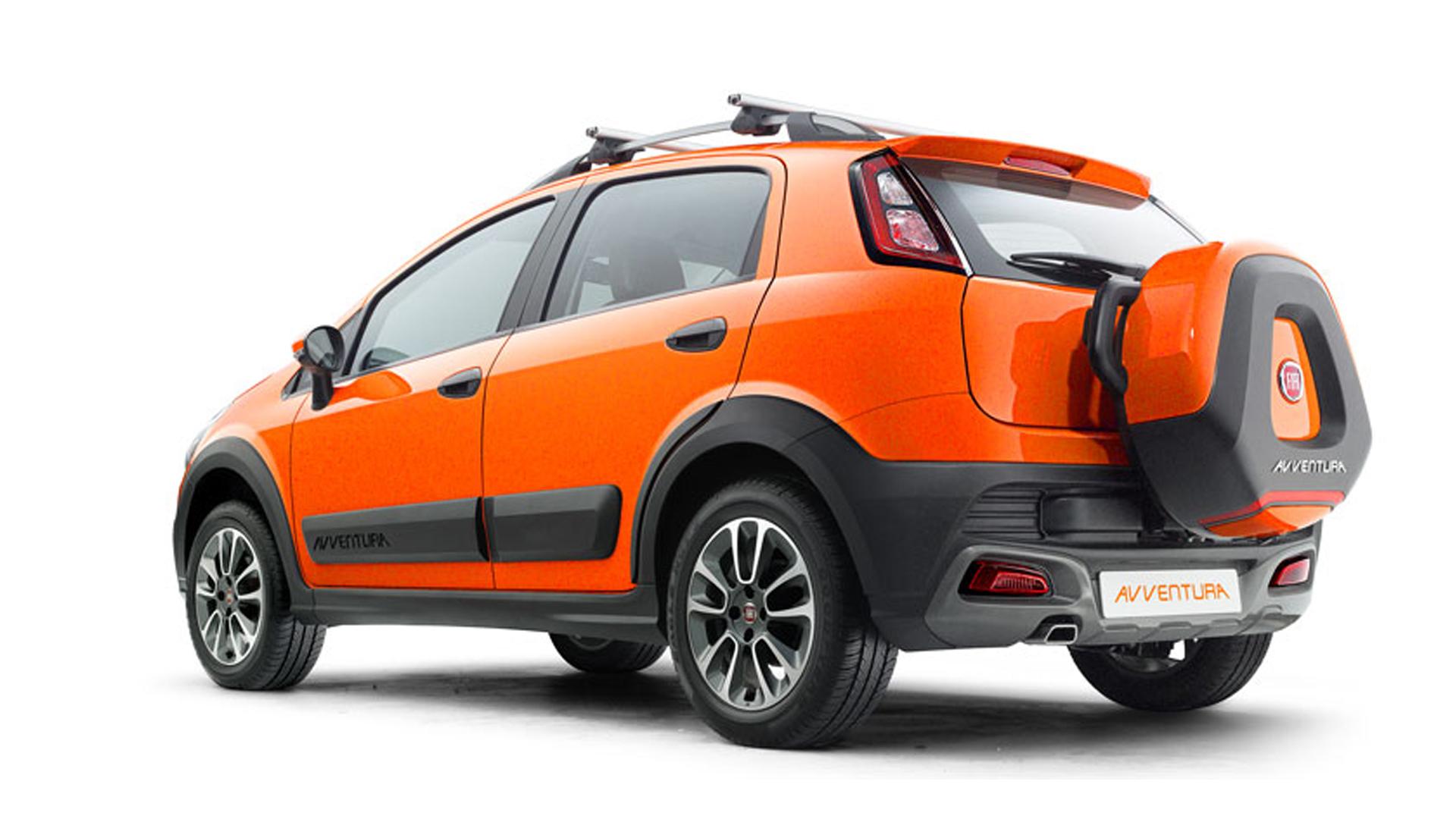 Fiat Avventura Powertech 2016 Emotion MULTIJET Diesel Exterior