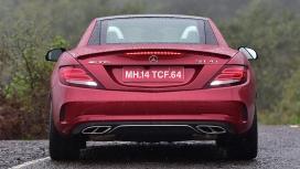 Mercedes Benz SLC 2016 43 AMG Exterior