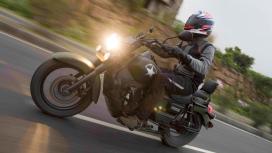 UM Motorcycles Renegade 2016 Commando