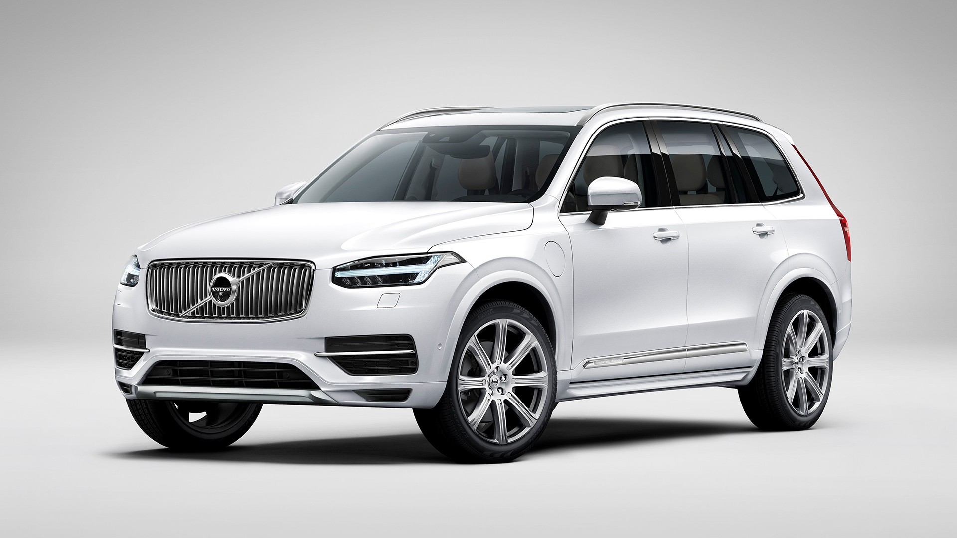 Volvo Xc90 2018 Price Mileage Reviews Specification Gallery