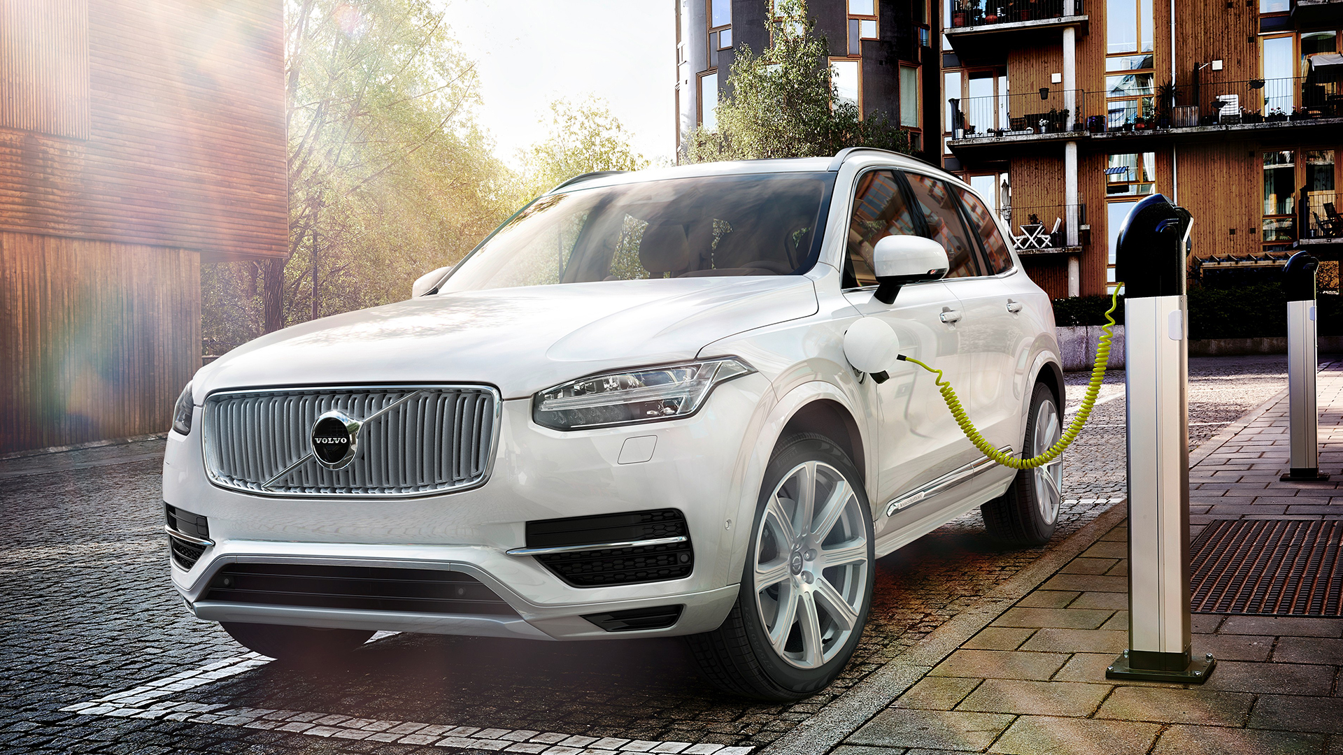 Volvo XC90 2016 T8 Excellence Exterior