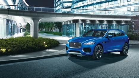 Jaguar F-Pace 2017 Petrol Std Exterior