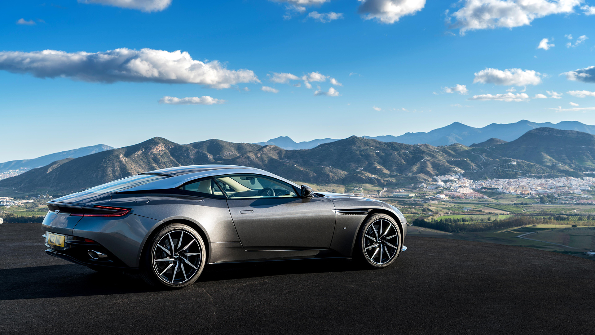 Aston Martin DB11 2016 Price Mileage Reviews Specification