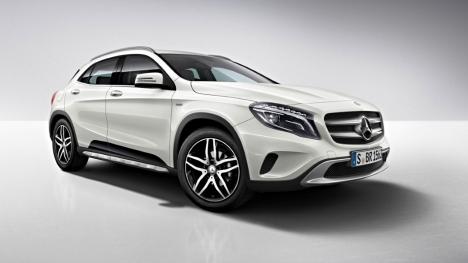 Mercedes-Benz GLA 2017 Diesel Std Exterior