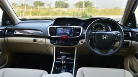 Honda Accord Hybrid 2016 STD Compare