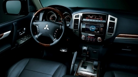 Mitsubishi Montero 2016 3.2 AT Exterior