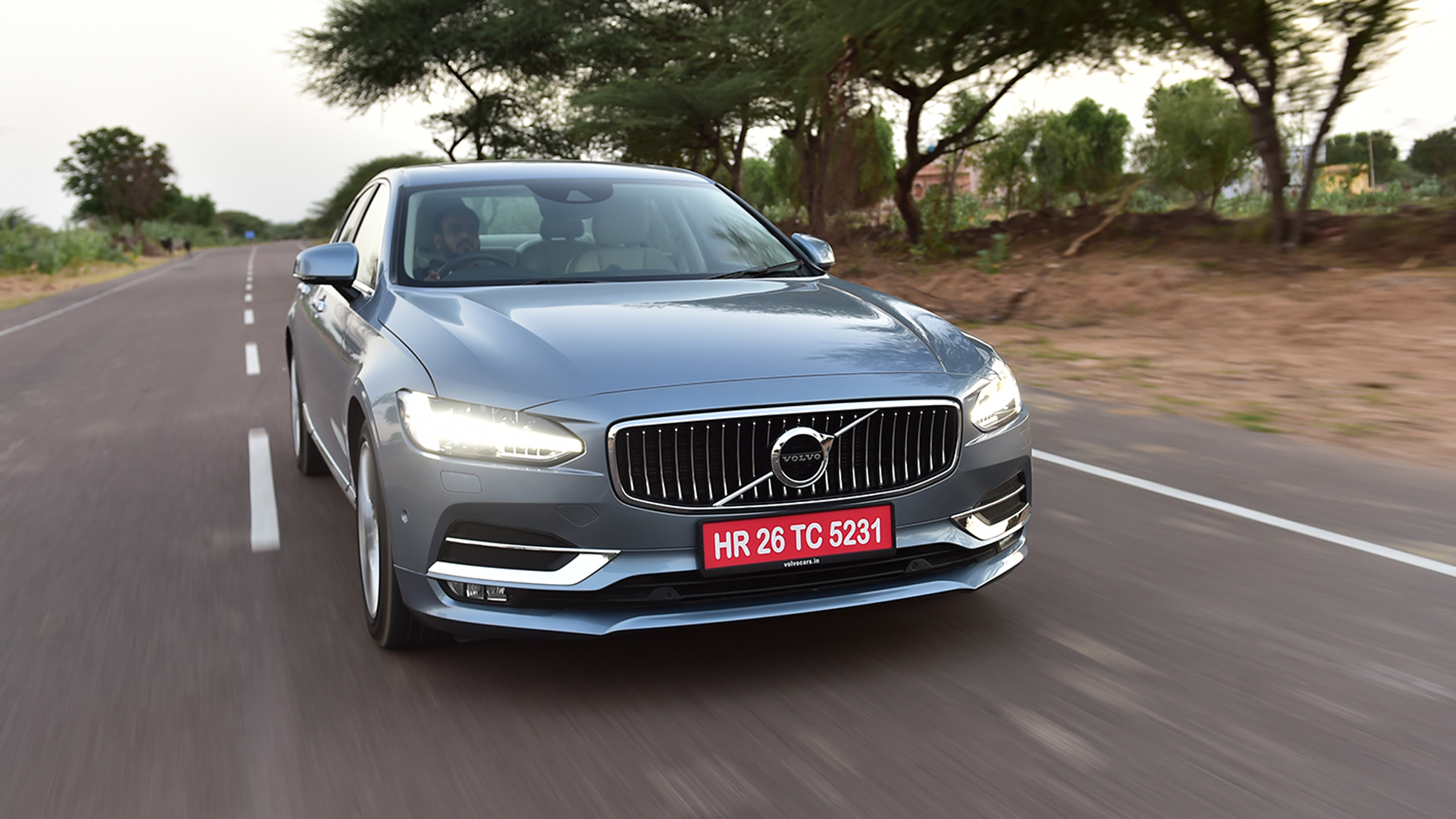 Volvo S90 2016 D4 Inscription Exterior