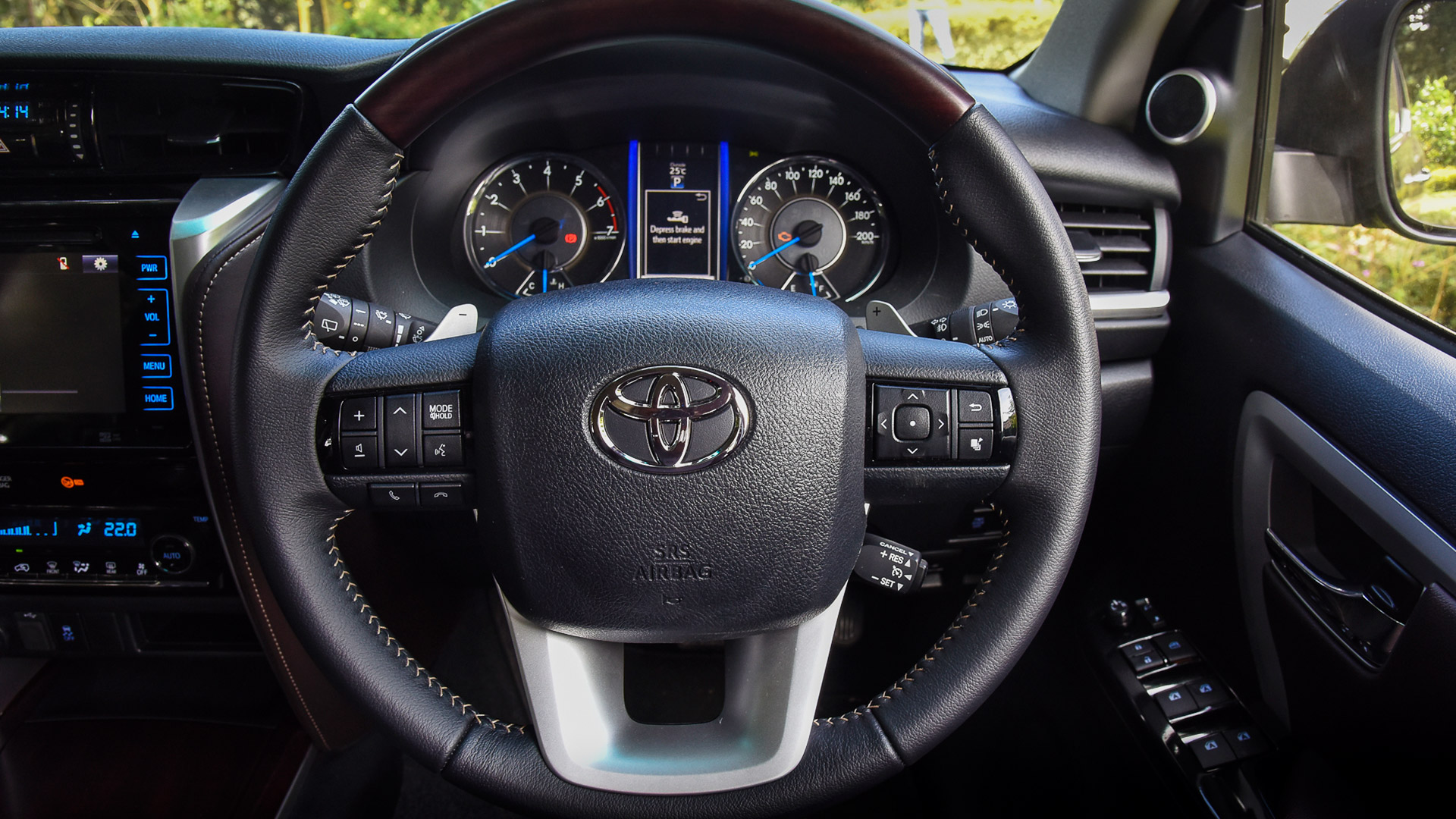 toyota fortuner 2016 - price  mileage  reviews  specification  gallery