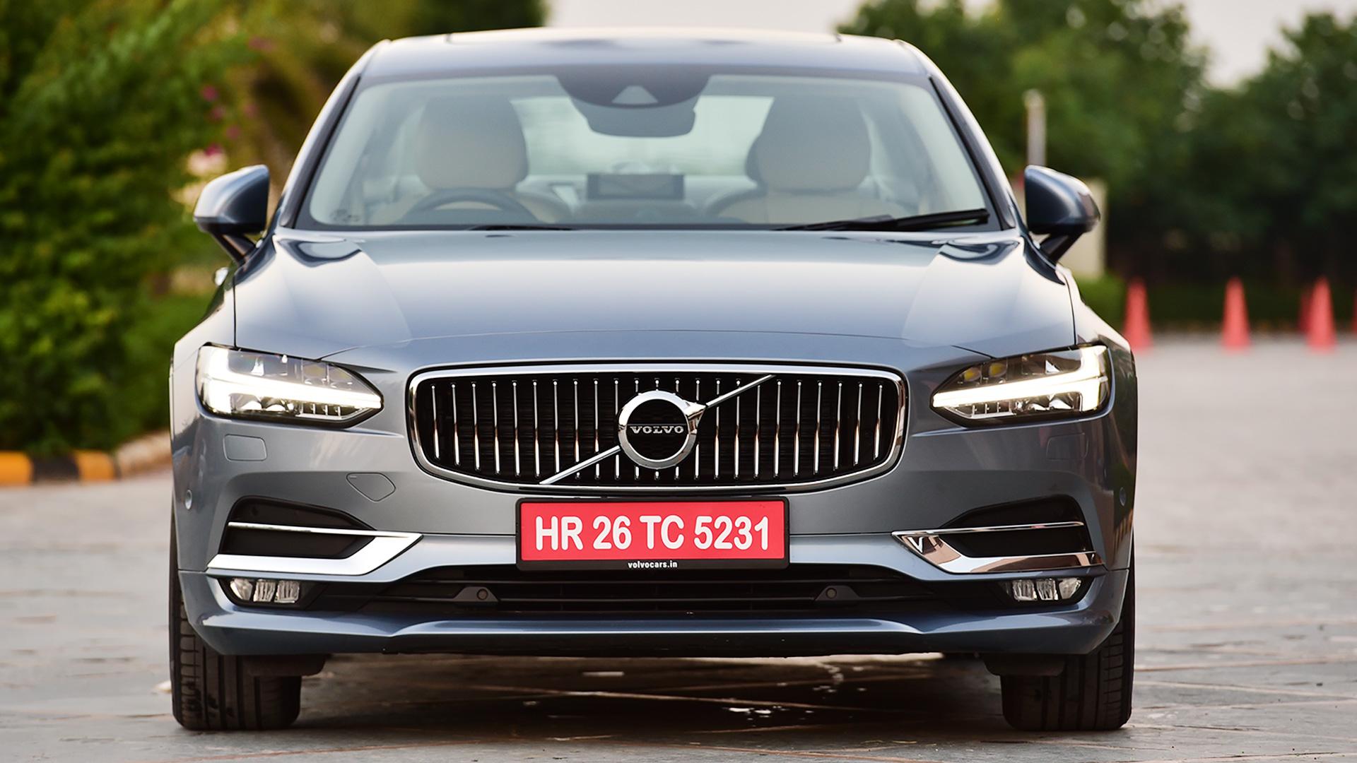 Volvo S90 2016 D4 Inscription Compare