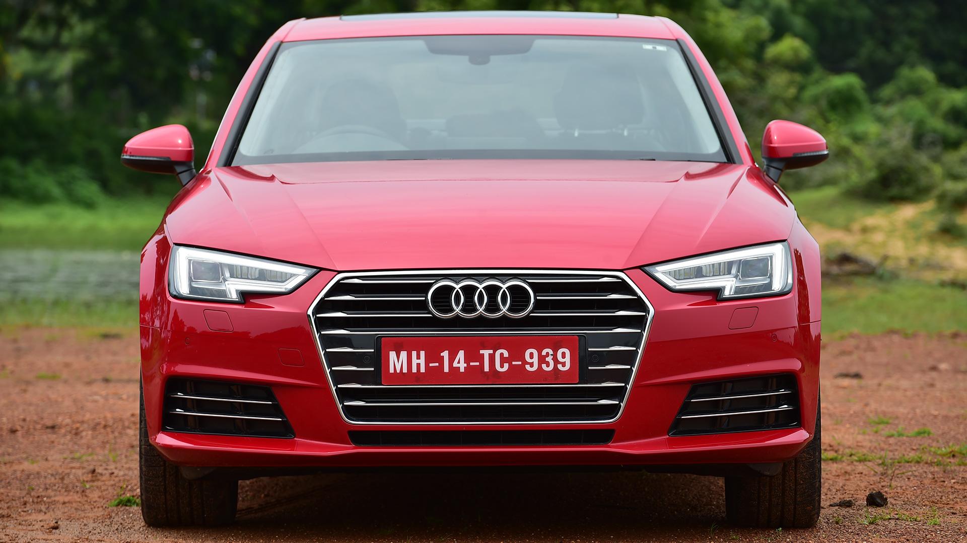 Audi A TFSI Technology Compare Car Photos Overdrive - Audi a4 comparable cars