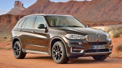 BMW X5 2017 xDrive35i Design Pure Experience Exterior