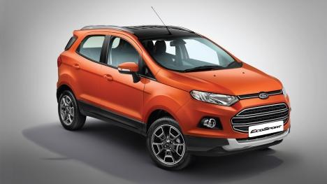 Ford EcoSport 2017 1.5 Diesel Platinum Edition Exterior