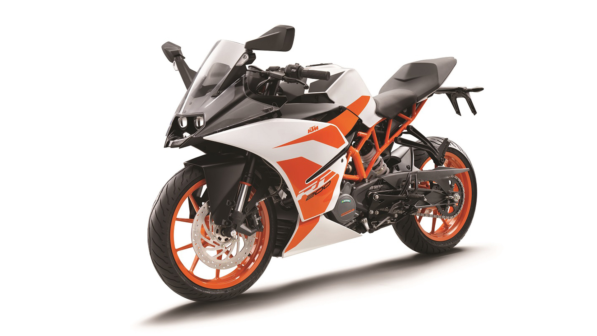 KTM RC 200 2017 - Price, Mileage, Reviews, Specification, Gallery ...