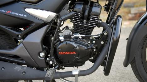 2016 Honda CB Unicorn 150 - TopSpeed