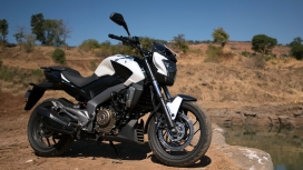 Bajaj Dominar 400 2017 ABS
