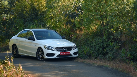 Mercedes Benz C43 2017 AMG Price Mileage Reviews Specification