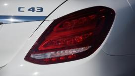 Mercedes Benz C43 2017 AMG Exterior