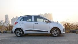 Hyundai Grand i10 2017 Era Diesel Exterior
