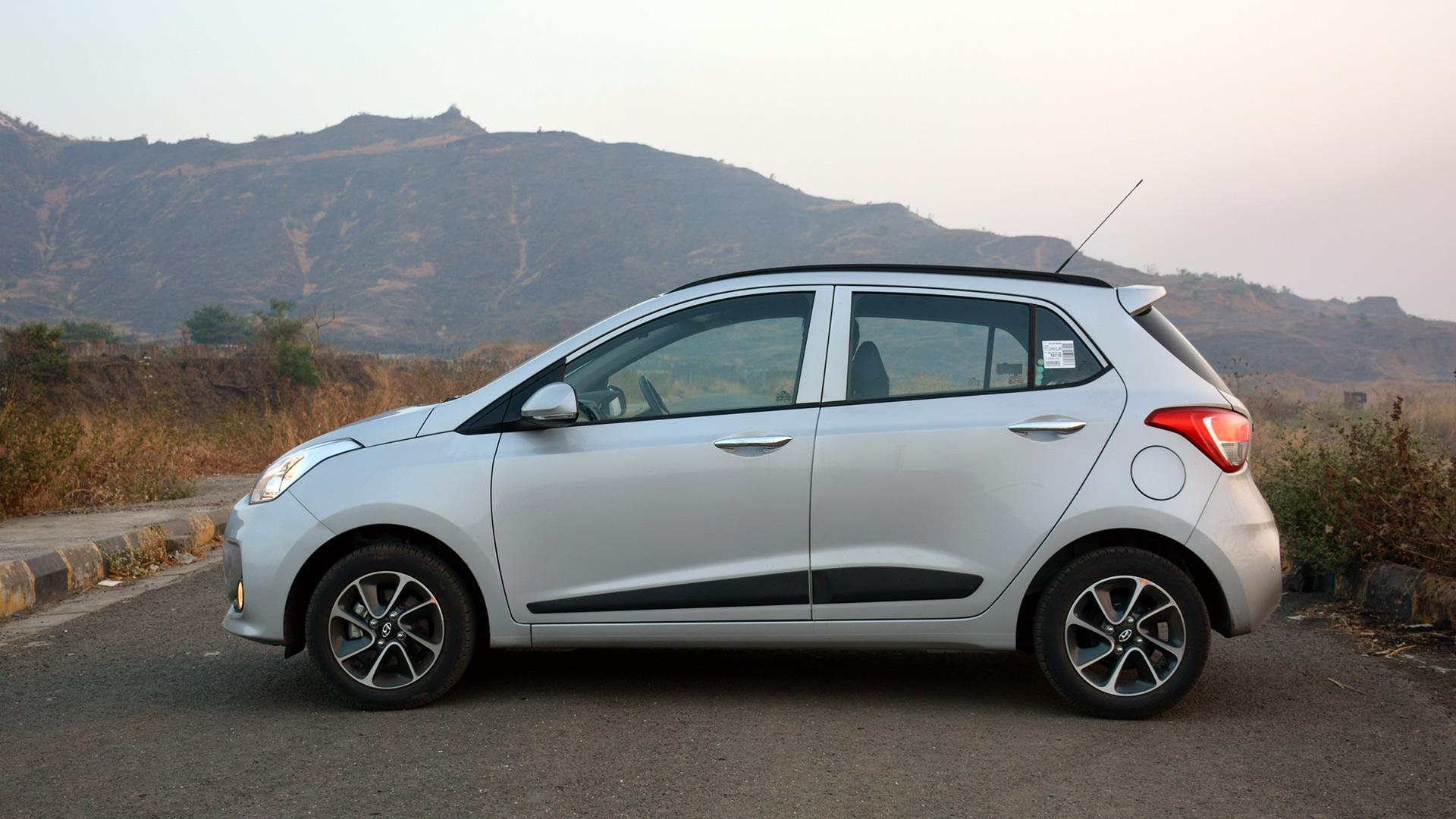 Hyundai Grand I10 2017 Magna Petrol Price Mileage
