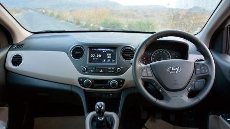 Hyundai Grand i10 2017 Asta Diesel Interior
