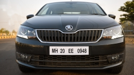 Skoda Rapid 2016 1.5 TDI CR (A) Ambition Exterior