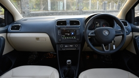Skoda Rapid 2016 1.5 TDI CR (A) Ambition Interior