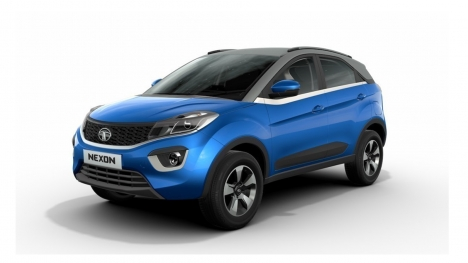 Tata Nexon 2017 Diesel XZ+