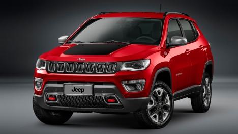 Jeep Compass 2017 Diesel Std Exterior