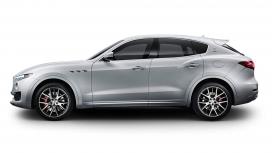 Maserati Lavante 2017 Diesel Std Exterior