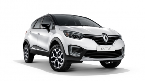Renault Kaptur 2017 Diesel Std Exterior