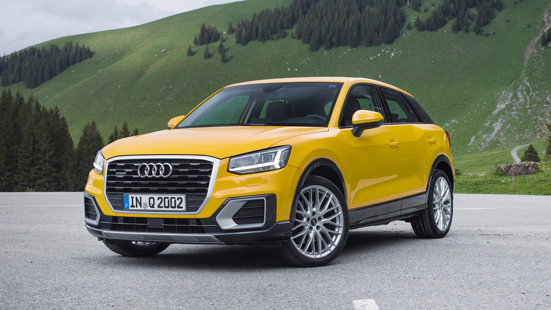 audi q2 2017 price mileage reviews specification gallery overdrive. Black Bedroom Furniture Sets. Home Design Ideas