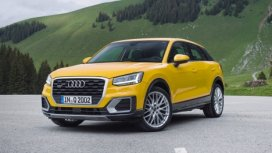 Audi Q2 2017