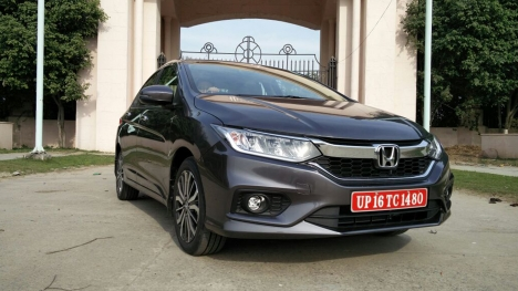 Honda City 2017 Petrol VX MT