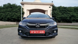 Honda City 2017 Petrol ZX CVT Exterior