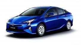 Toyota Prius 2017 Petrol Std Exterior