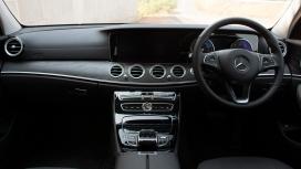 Mercedes Benz-Eclass 2017 E 350 LWB Diesel Interior