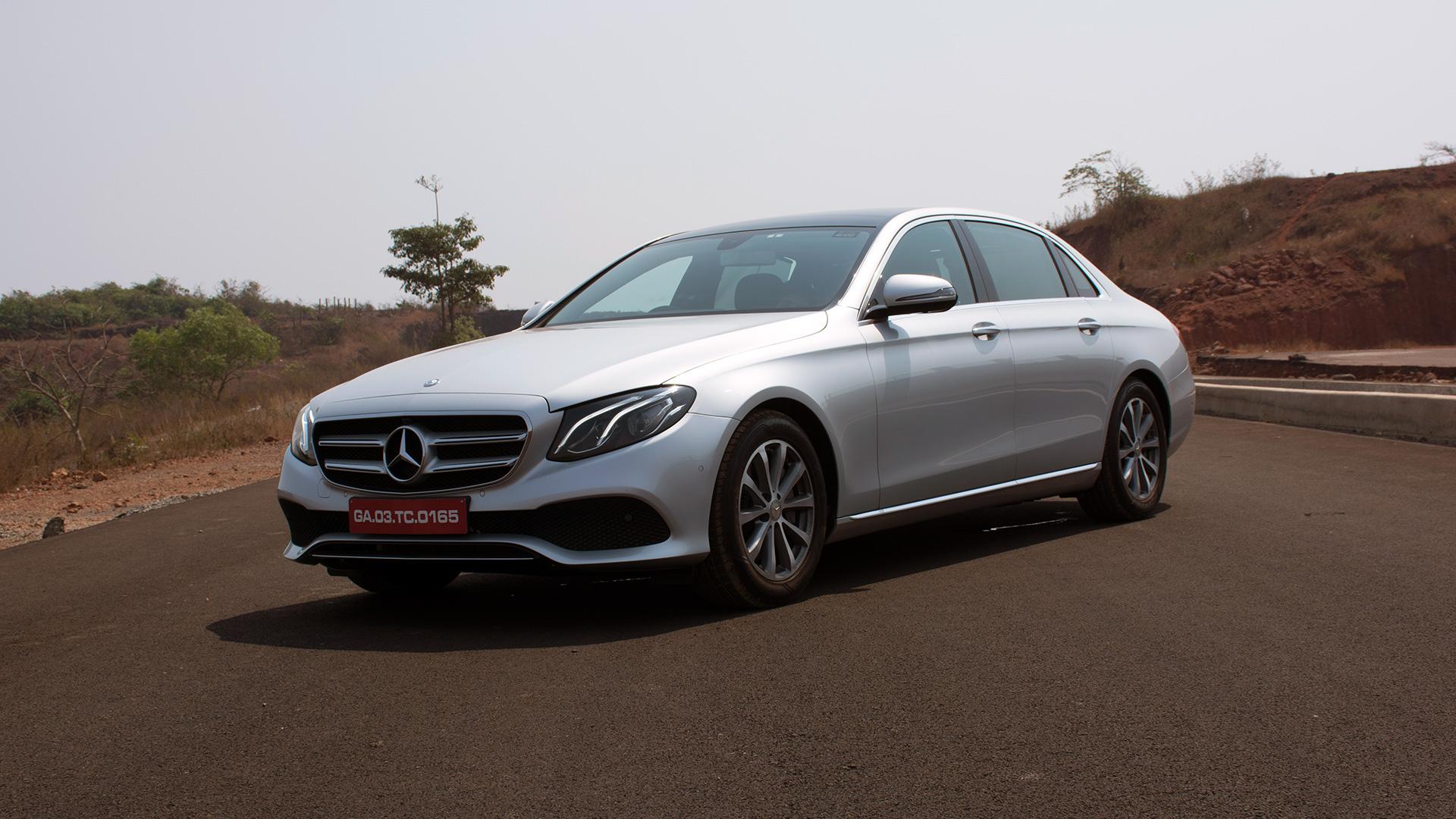 Mercedes Benz-Eclass 2017 E 350 LWB Diesel Compare