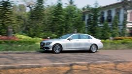 Mercedes Benz-Eclass 2017 E 350 LWB Diesel Exterior