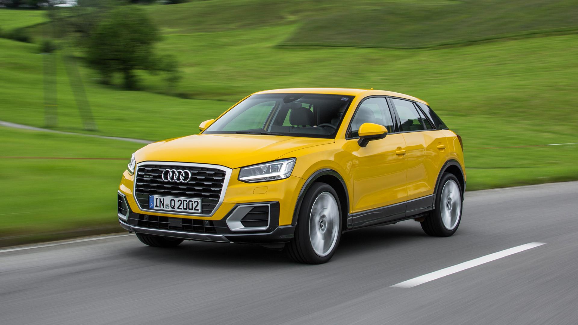 Audi Q2 2017 Price Mileage Reviews Specification